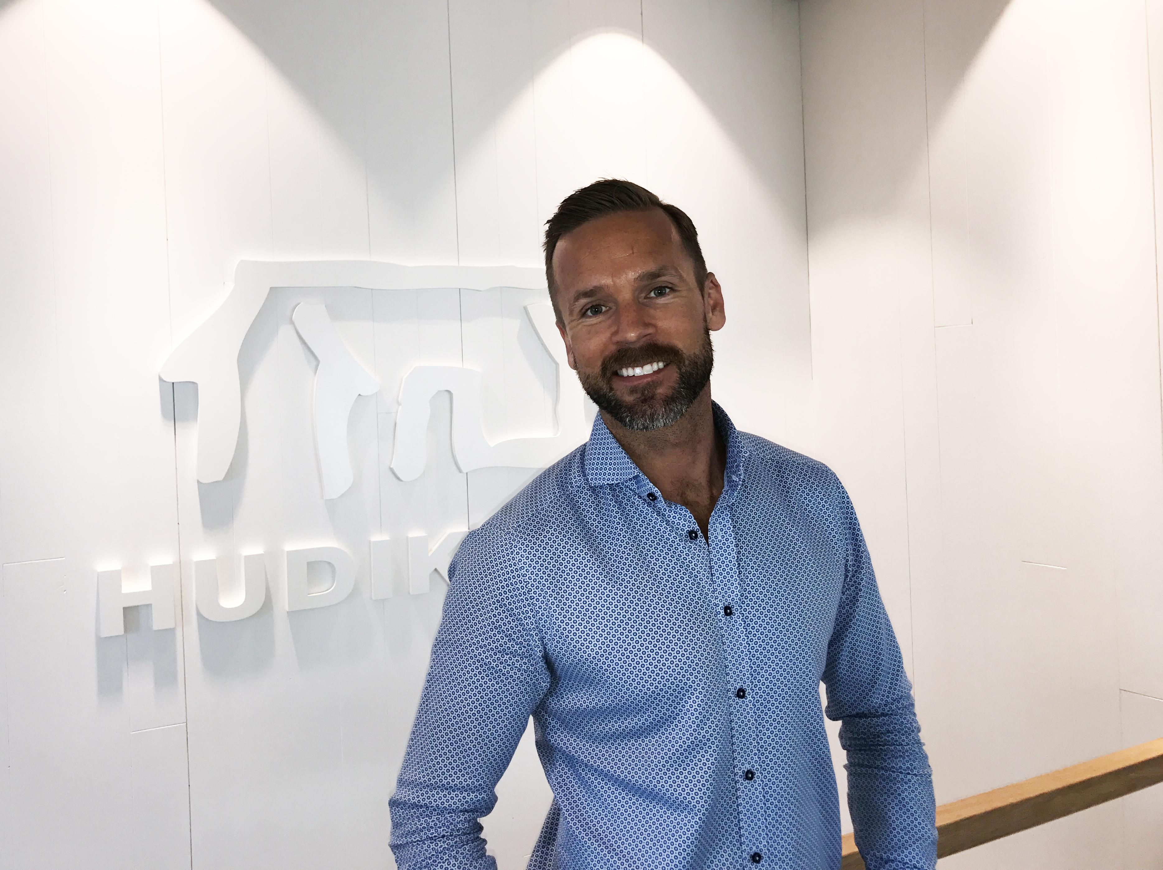 Jens Fästh ny säljare Hudikhus