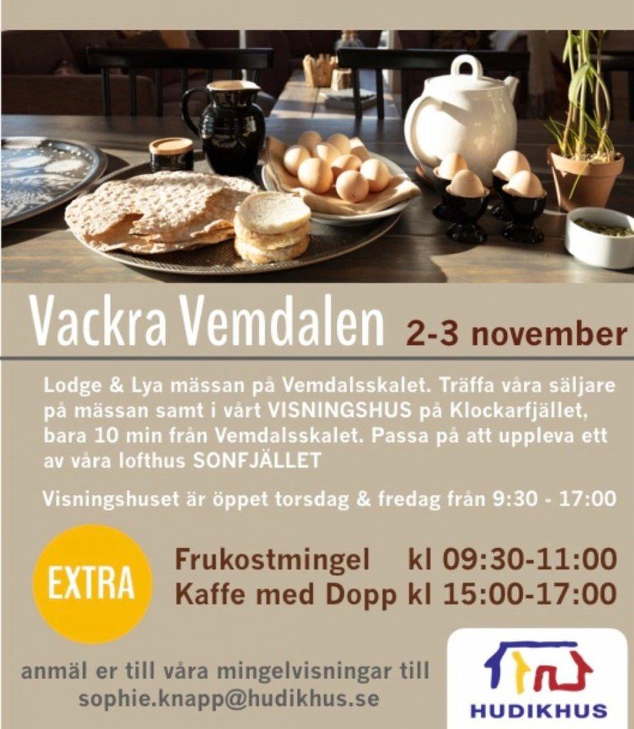 Lodge & Lya Vemdalen