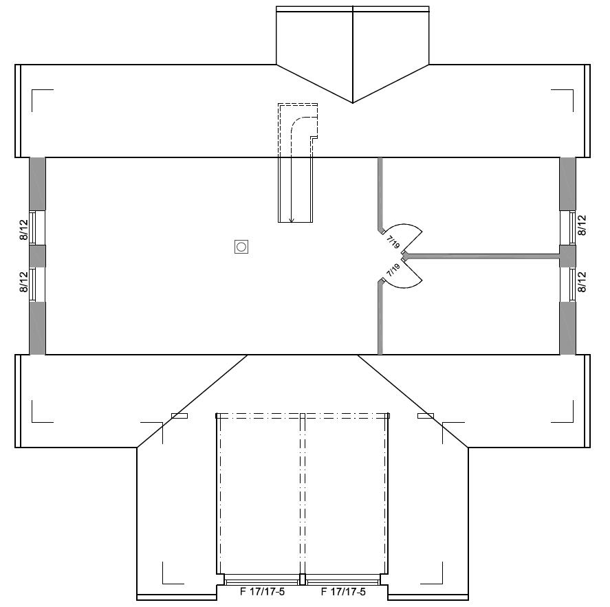 Planlösning Loft